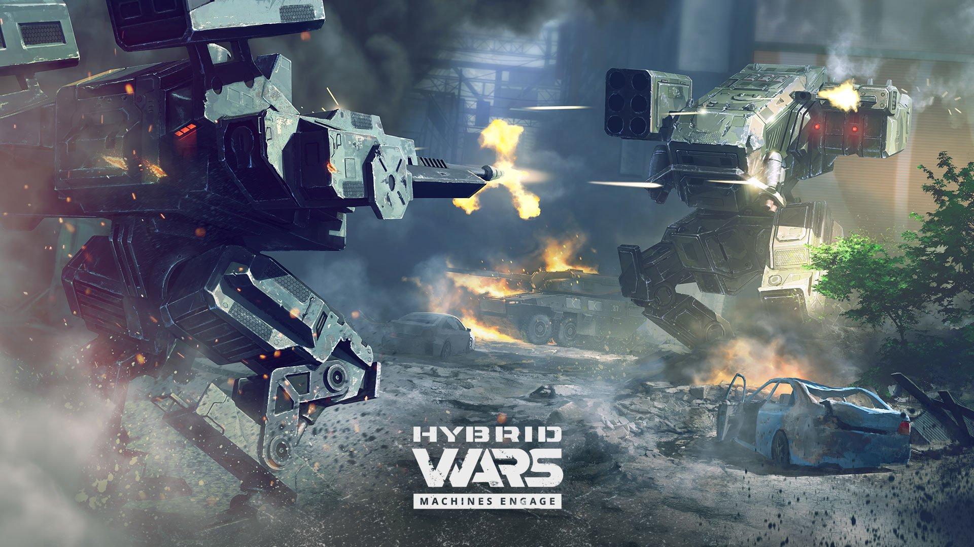 Hybrid Wars вступает в стадию закрытия - огромная скидка перед снятием с продажи