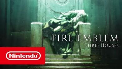 Трейлер пошаговой тактики Fire Emblem: Three Houses