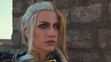 Косплей World of Warcraft: Jaina Proudmoore - Before the Storm