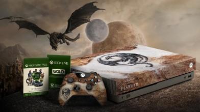 Бандл Xbox One приуроченный к пятилетию The Elder Scrolls Online