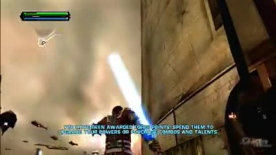 "Star Wars: The Force Unleashed - Ultimate Sith Edition ""Jedi Temple level Preview"""