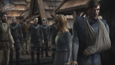 Прохождение Game of Thrones: A Telltale Games Series EP2 от PG — Часть 4 «Лорд Родрик»