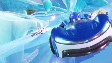 Team Sonic Racing - представлены новая трасса и музыкальная композиция