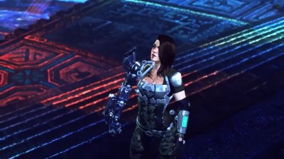"Bombshell ""Zeroth Guardian PAX Prime 2015"""