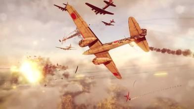 World of Warplanes: Летающие крепости против тяжелых истребителей Японии