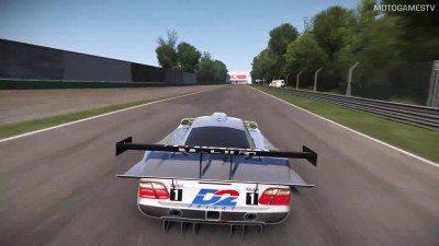 "Project CARS ""Mercedes-Benz CLK LM"""