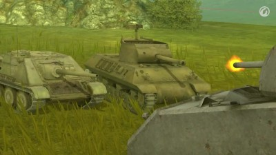 "World of Tanks Blitz ""Обновление 1.4"""