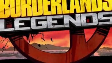 """Borderlands Legends """"Трейлер обновления"""""""