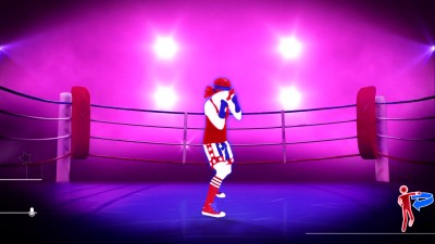 "Just Dance Unlimited ""Eye Of The Tiger"""