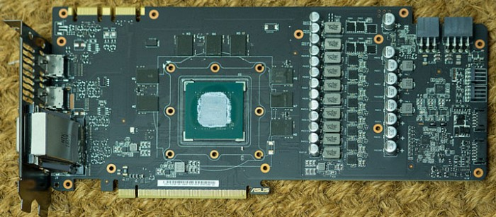 GeForce GTX 1080 PCB