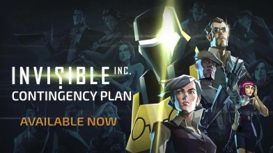 Invisible Inc. - Contingency Plan DLC Trailer