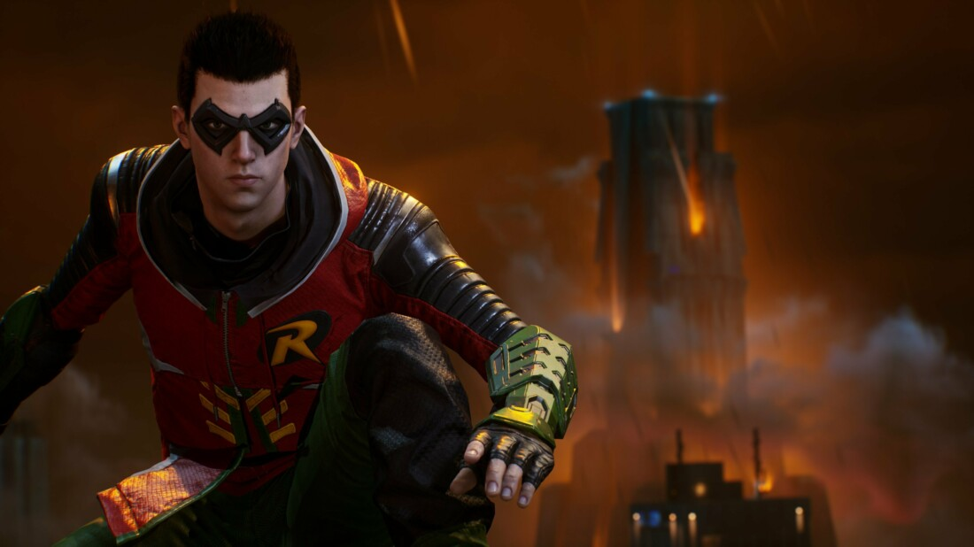 Первые подробности, геймплей и скриншоты Gotham Knights
