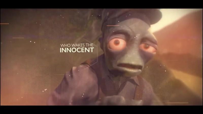 Новый трейлер и скриншоты Oddworld: Soulstorm