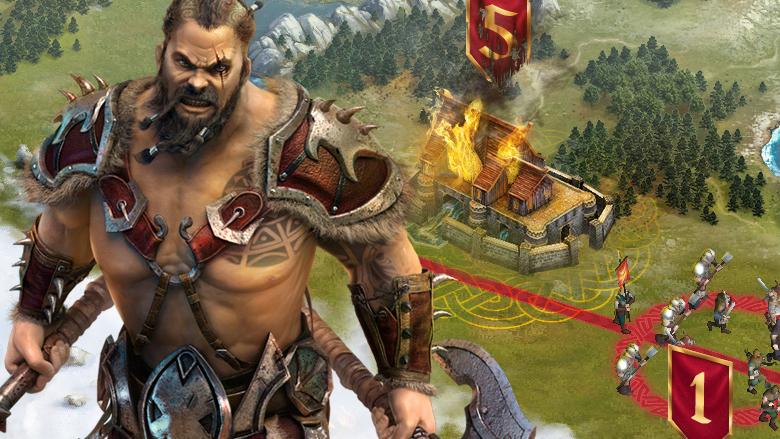 Промокоды для игры Vikings War of Clans
