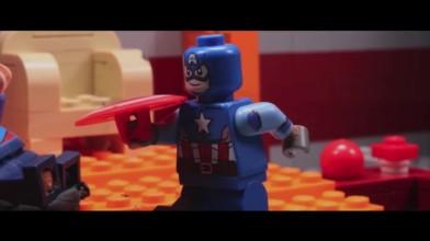 """Lego Winter Soldier: Longest Winter - Episode 1: """"Bucky"""""""