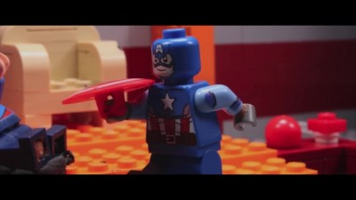 "Lego Winter Soldier: Longest Winter - Episode 1: ""Bucky"""