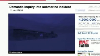 "Naval War: Arctic Circle ""GC 11: Тизер: в новостях"""
