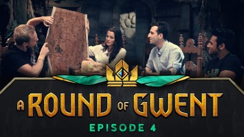 "Gwent: The Witcher Card Game - Четвёртый эпизод шоу ""Play of the Month"""