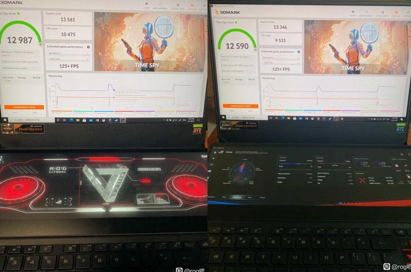 Прошивка видеокарты GeForce RTX 3080 повысит производительность