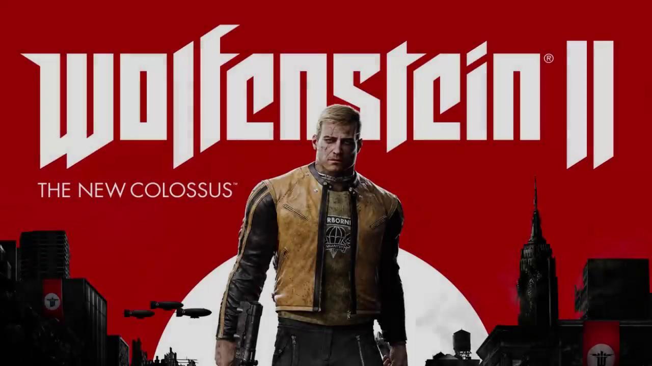 Картинки по запросу wolfenstein ii: the new colossus