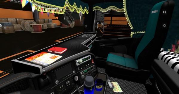 Руль своими руками для euro truck simulator 2 279
