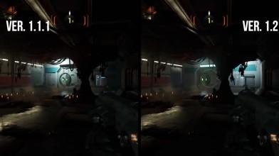 Doom - сравнение патча 1.2 и 1.1.1 | ТВ режим
