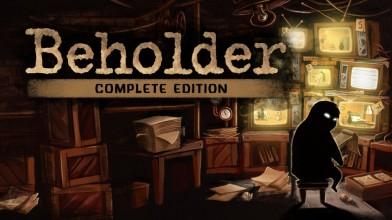 Релизный трейлер Beholder: Complete Edition