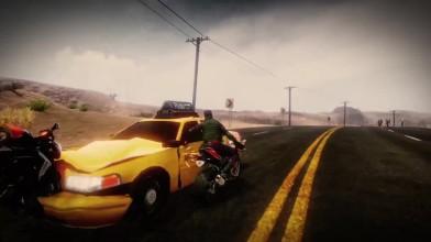 Анонс Road Redemption на Xbox One