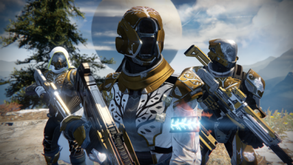 Команда геймеров сразили всех рейдовых боссов Destiny не используя оружия