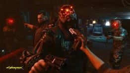 Закон в Cyberpunk 2077 не победить
