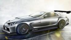Новый Mercedes SLR в версии 777
