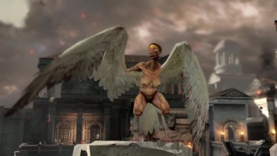 "God of War III Remastered ""Олимп"""