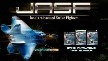 [J.A.S.F.] Jane's Advanced Strike Fighters