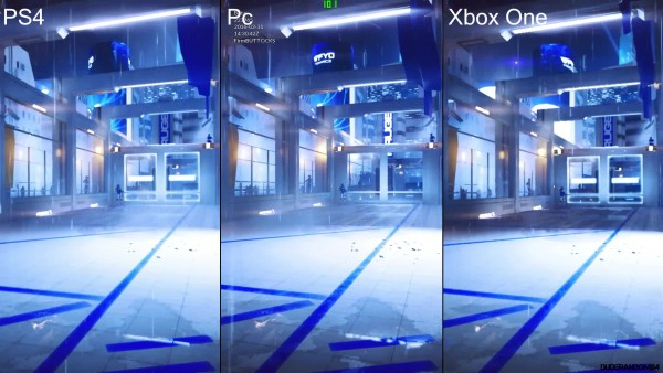 Mirror 39 s edge catalyst beta pc vs ps4 vs xbox for Mirror xbox one to pc