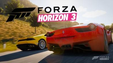 Возможная утечка анонса Forza Horizon 3