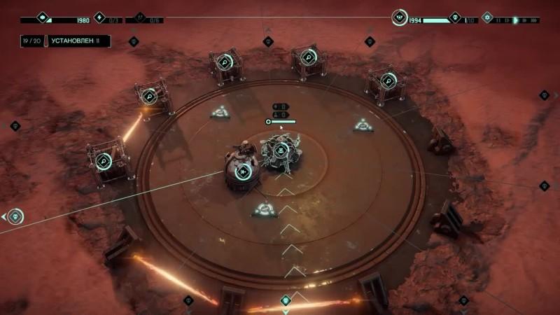 MarZ- Tactical Base Defense - Финал игры