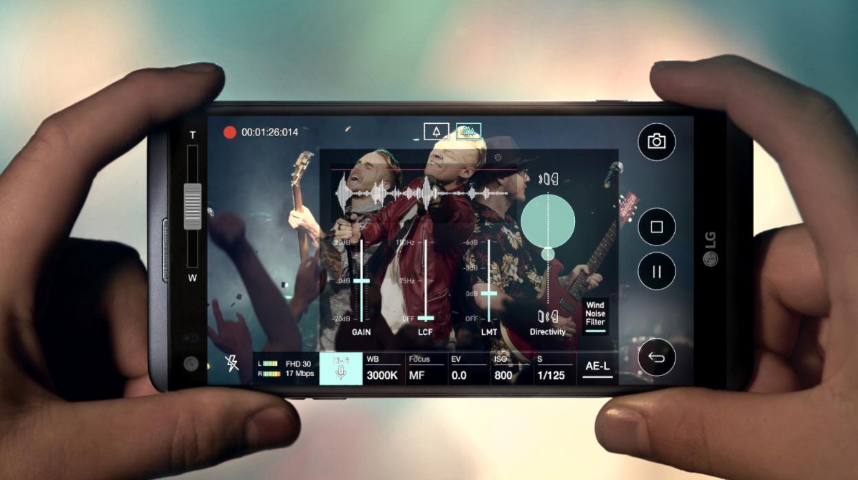 Известна дата начала продаж Android-смартфона LG V30