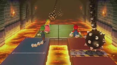 "Mario Party 10 ""мини-игра — Шары с шипами"""