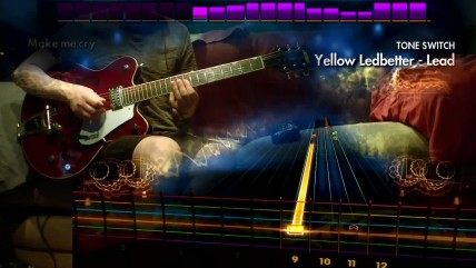 "Rocksmith Remastered - DLC - Guitar - Pearl Jam ""Yellow Ledbetter"""
