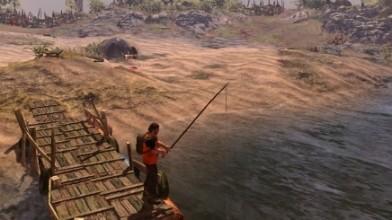Час геймплея How to Survive: Storm Warning Edition от Eurogamer