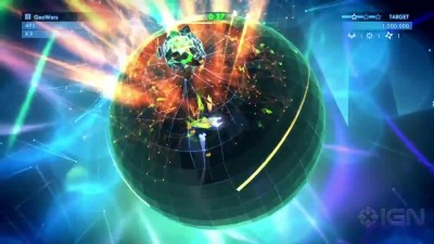Трейлер Geometry Wars 3: Dimensions Evolved