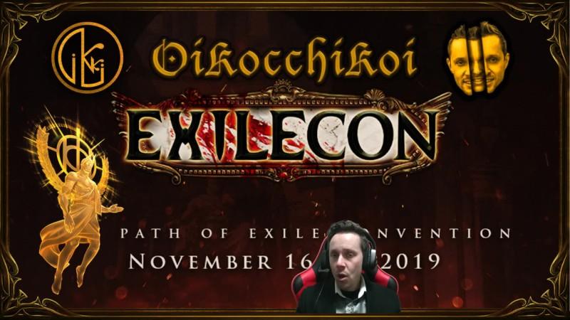 Фестиваль ExileCon 2019: Path of Exile