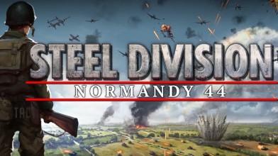 Скидки на Steel Division: Normandy 44 до 50%