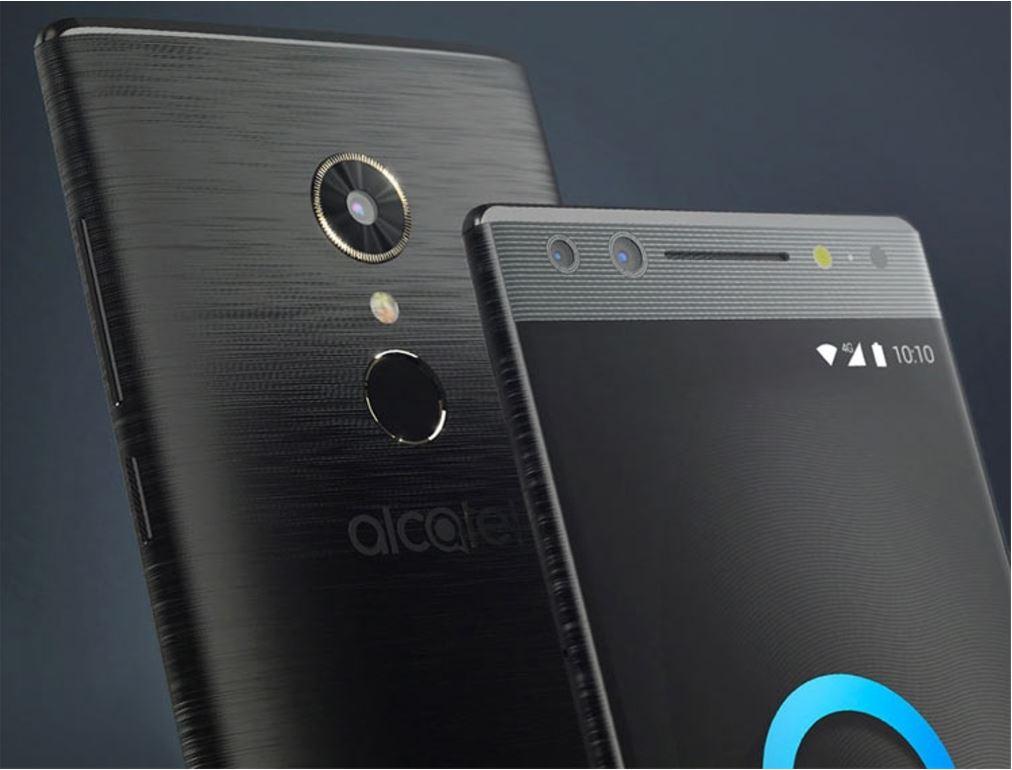 Alcatel представила полноэкранный смартфон на 'чистом' Android за 100 евро