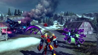 "Transformers Universe ""Геймплейный трейлер"""