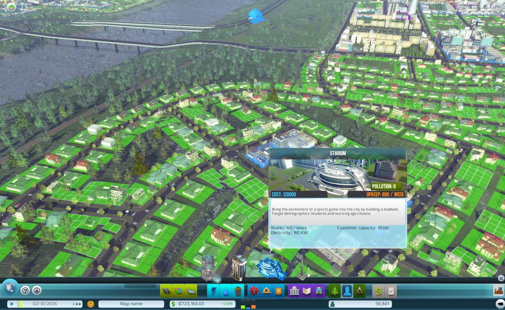Как сделать карту cities skylines 33