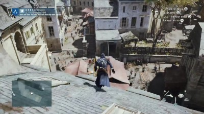 Assassin s Creed Unity Test Ps4 Pro Boost mode 4.50 beta