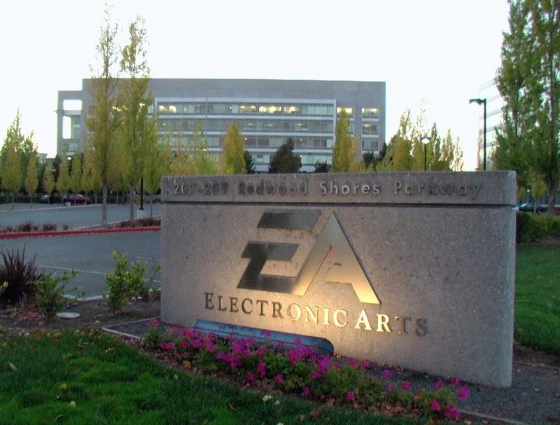 Штаб-квартира EA в Редвуде