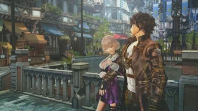На скриншотах Valkyria Revolution показали главных героев