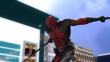 Дэфстроук VS Deadpool - Бой насмерть!